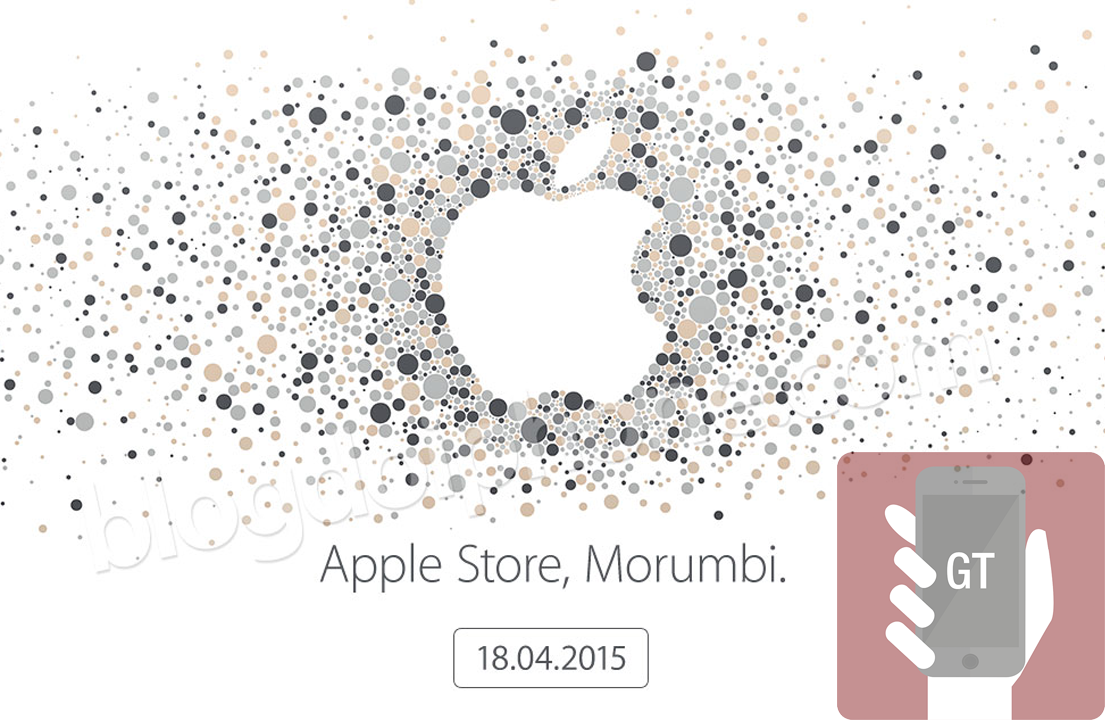 Apple Store Morumbi - GeekTecno