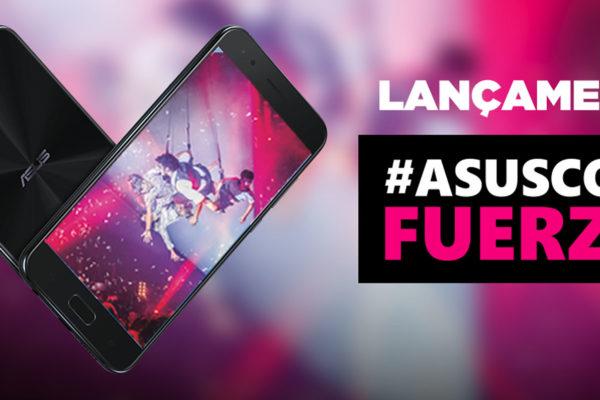 ASUS lança camera 360 novo Zenfone e muito mais